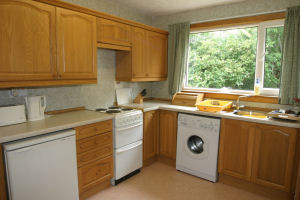 Ulva Cottage Kitchen