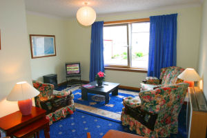 Ulva Cottage Living Room